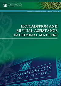 IP37 Extradition and Mutual Assistance in Criminal Matters - Cover
